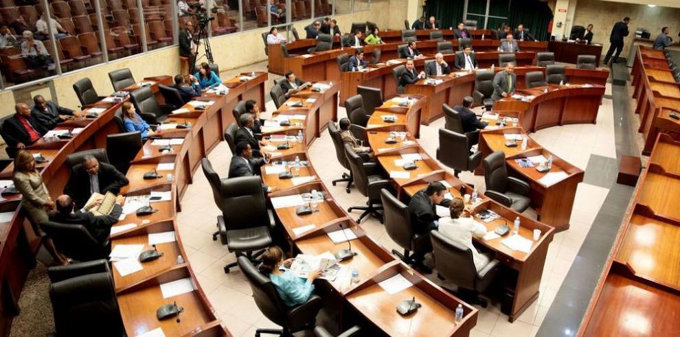 Las cuentas de la Asamblea Nacional