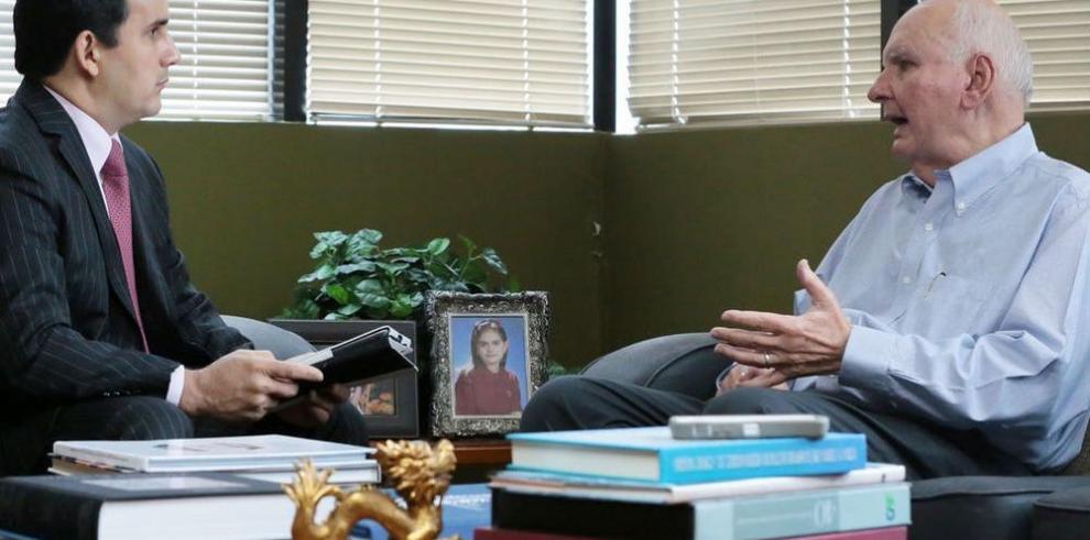 Guillermo Chapman en el 'Think Tank'