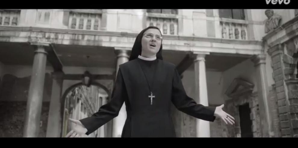 Monja ganadora de La Voz Italia presenta disco con