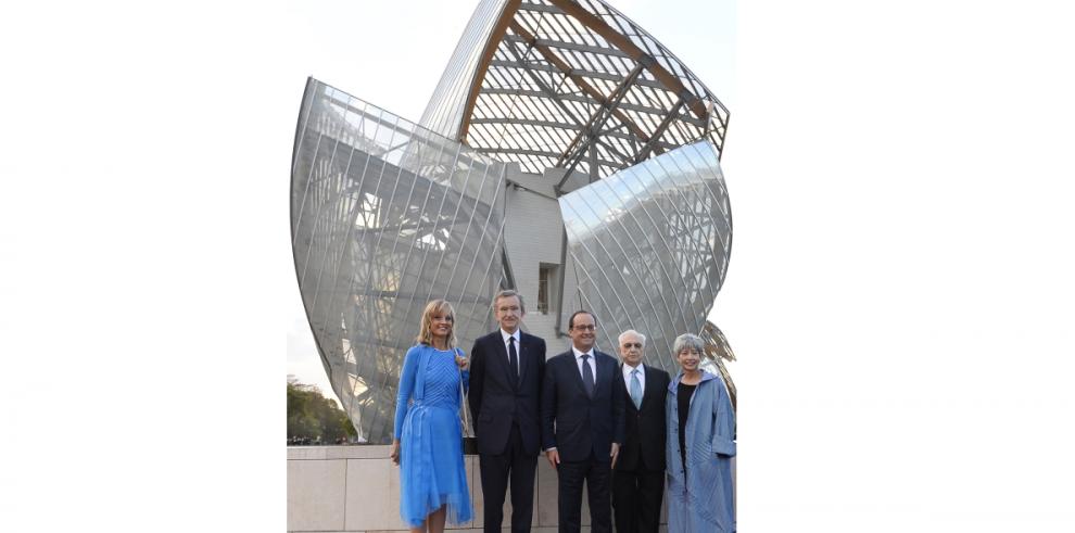 Inauguración de museo diseñado por Frank Gehry