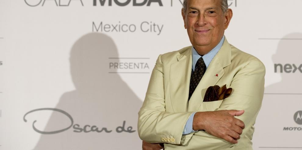 Fallece el diseñador dominicano Óscar de la Renta