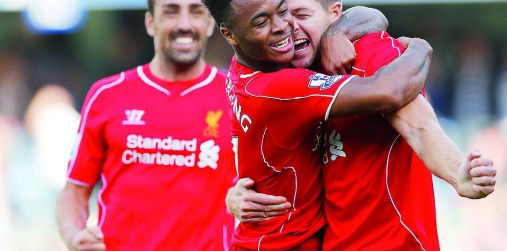 Liverpool con triunfo agónico ante el Queens Park Rangers