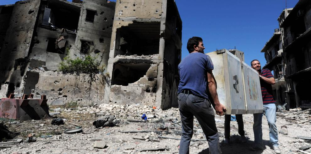 ONU denuncia corte de agua en Alepo, Siria