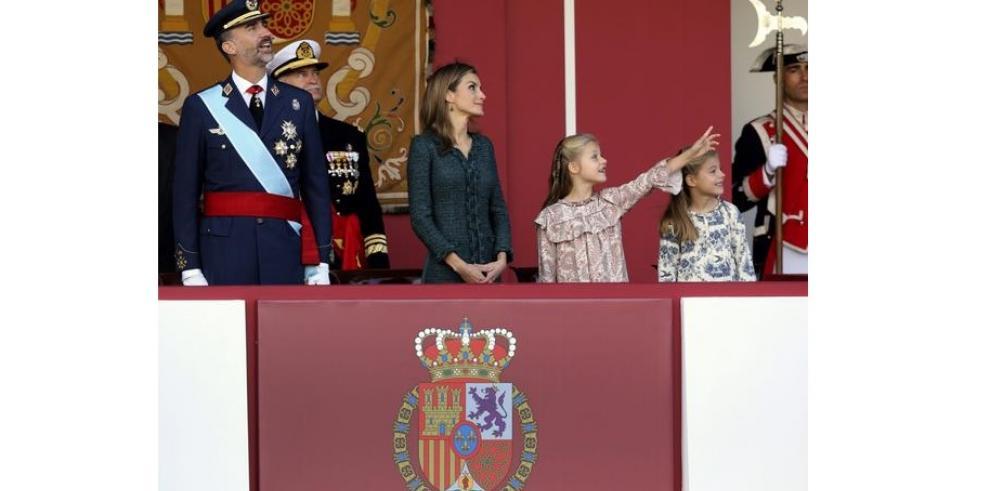 La princesa Leonor cumple 9 años