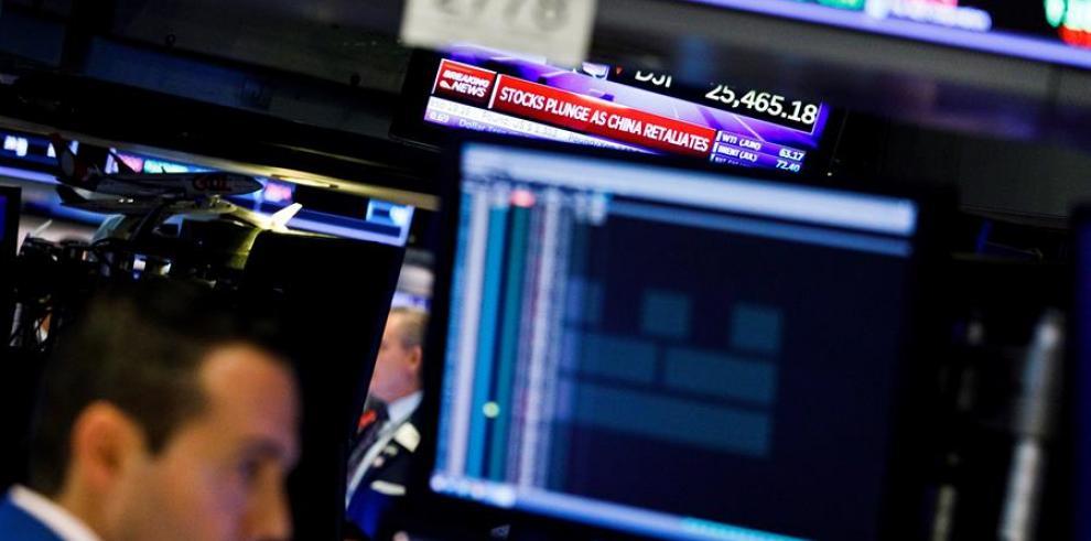 Bolsa de Nueva York Wall Street
