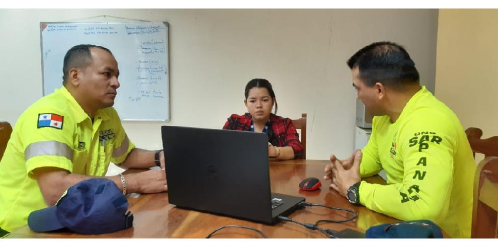 ONG SAR Panamá