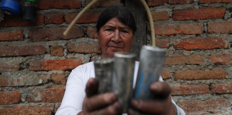 Represión Ecuador indígenas 2019 protestas FMI