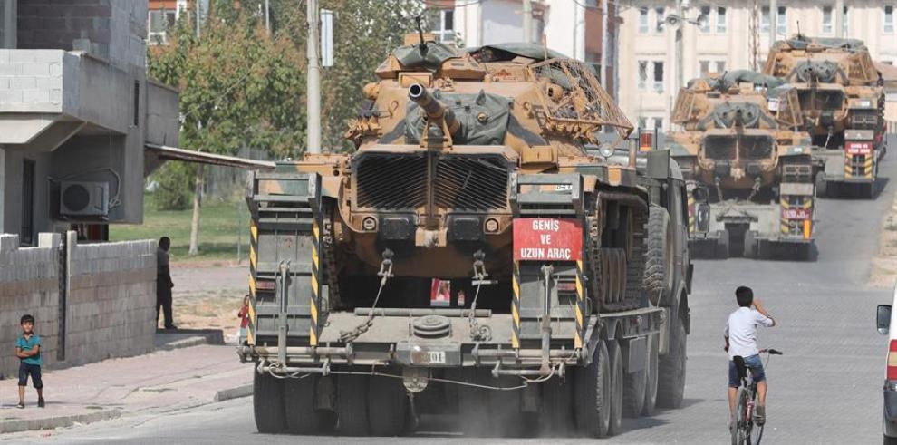 Siria Turquía