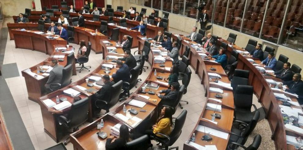 Asamblea Nacional, pleno