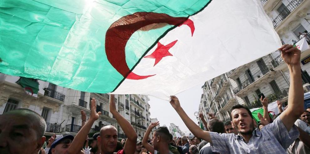 Protestas en Argelia 2019