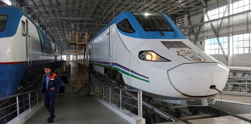 Tren de alta velocidad de Talgo