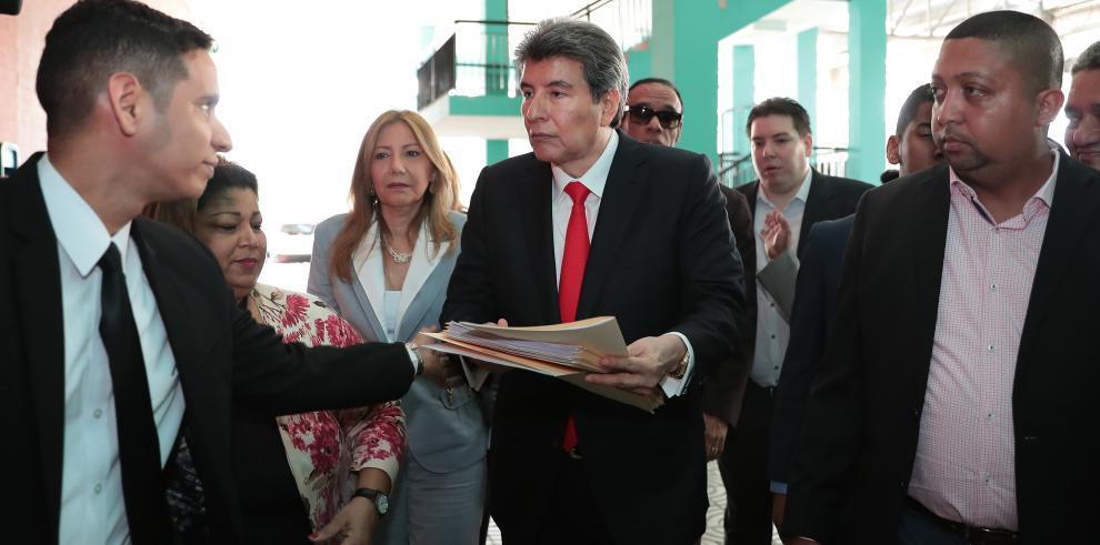 Llegada de Alejandro Moncada Luna al Sistema Penal Acusatorio.