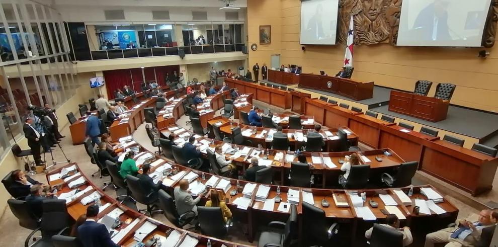 Asamblea-Segundo debate