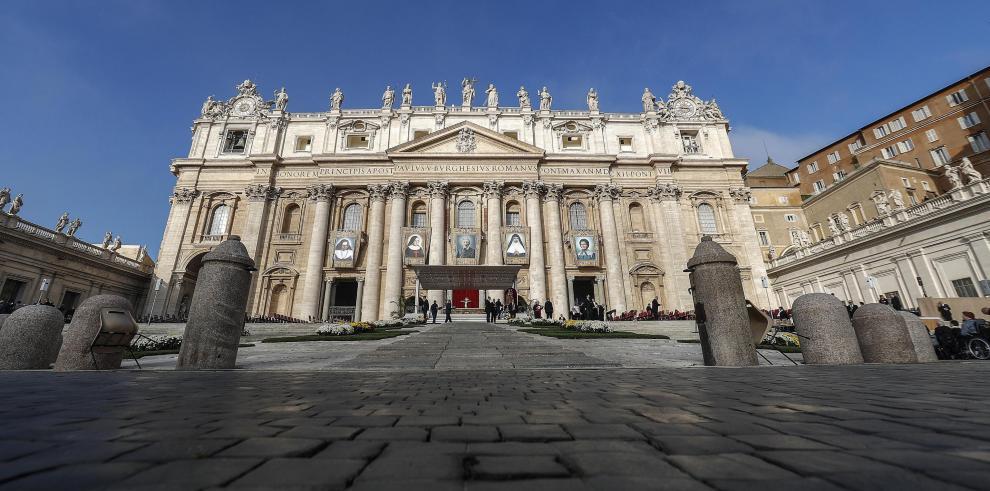 El Archivo Vaticano deja de ser