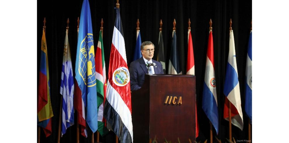 Manuel Otero, IICA