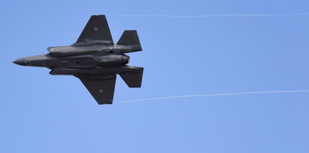 Aviones F-35
