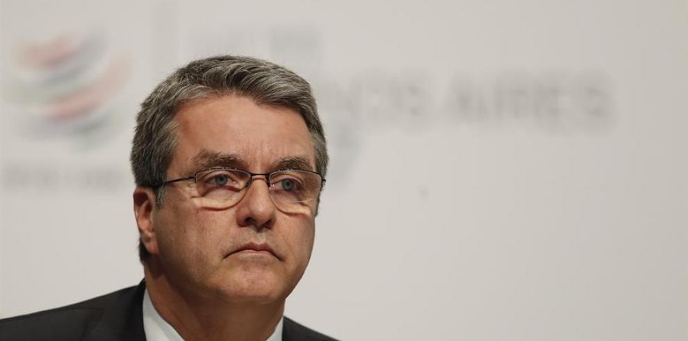 Roberto Acevedo, director General de la OM.