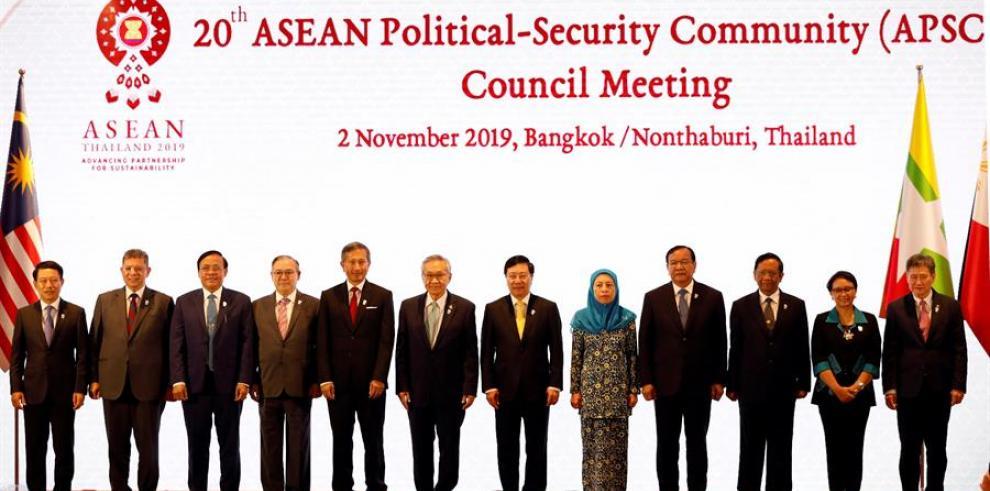 La Asociación de Naciones del Sudeste Asiático (ASEAN) 2019