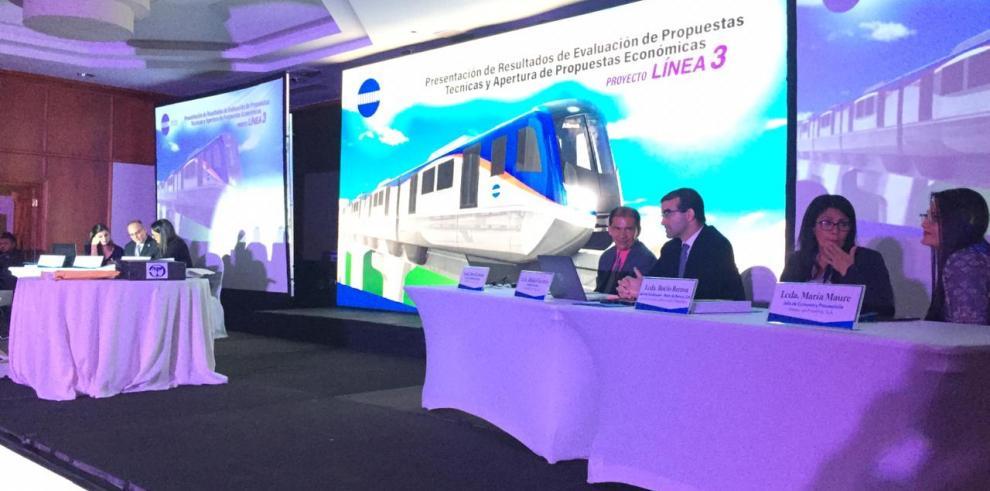 Metro de Panamá Línea 3