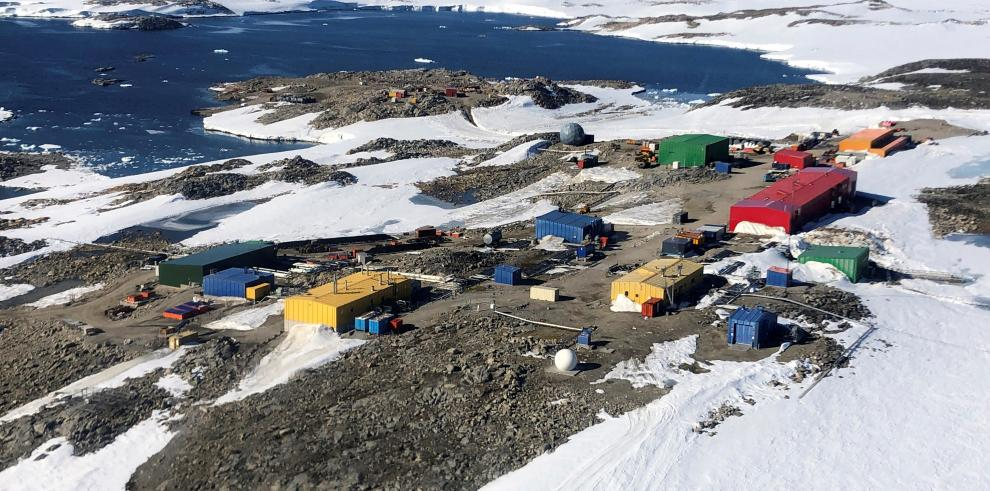 La NASA probará un robot en la Antártida con miras a buscar vida extraterrestre