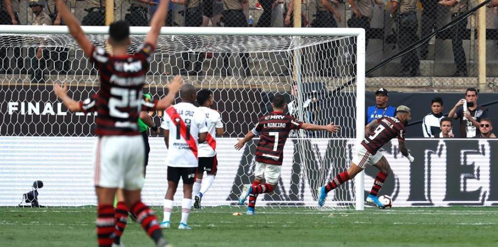 Flamengo brasil fútbol