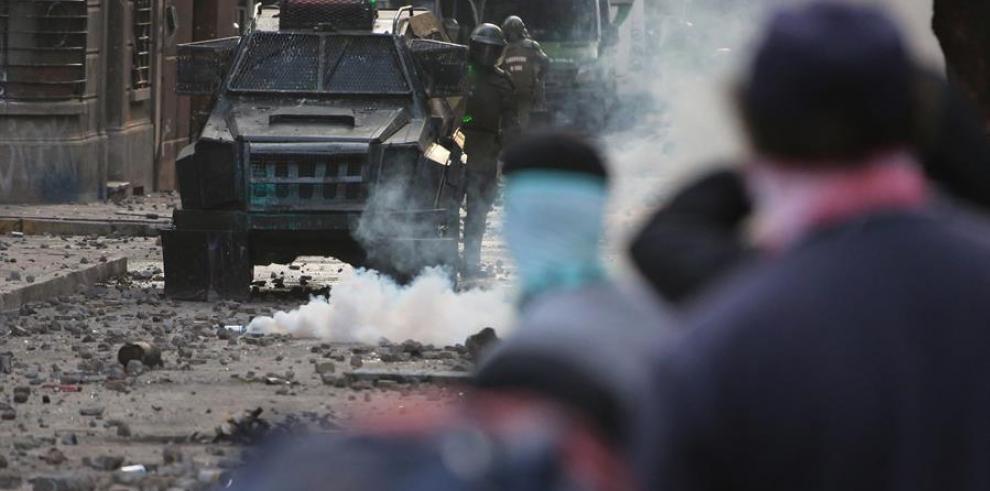 Mientras el Gobierno solo admite 23 fallecidos HRW da cuenta de que la Fiscalía está investigando 26 muertes.