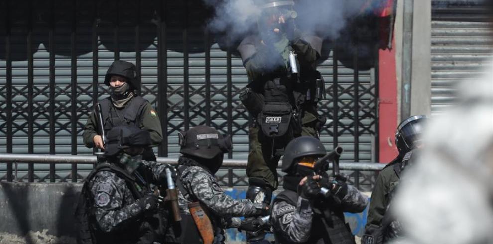 Golpe de Estado, Bolivia
