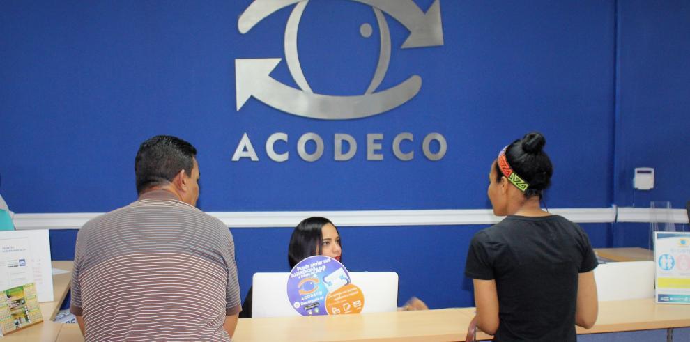 atencion al cliente Acodeco