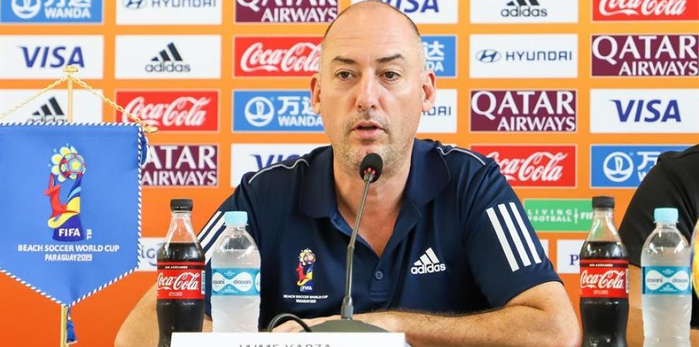 Jaime Yarza, director de competiciones de la FIFA