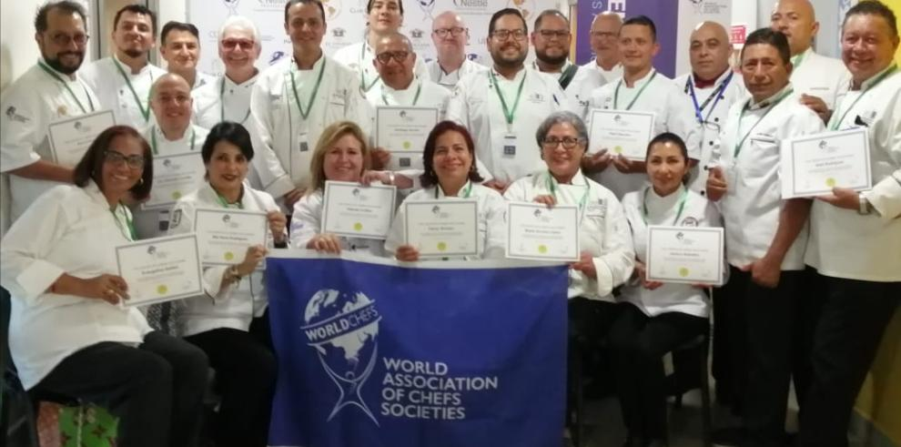 Dirección Continental de las Américas y El Caribe de la World Association of Chefs Societies (WACS),