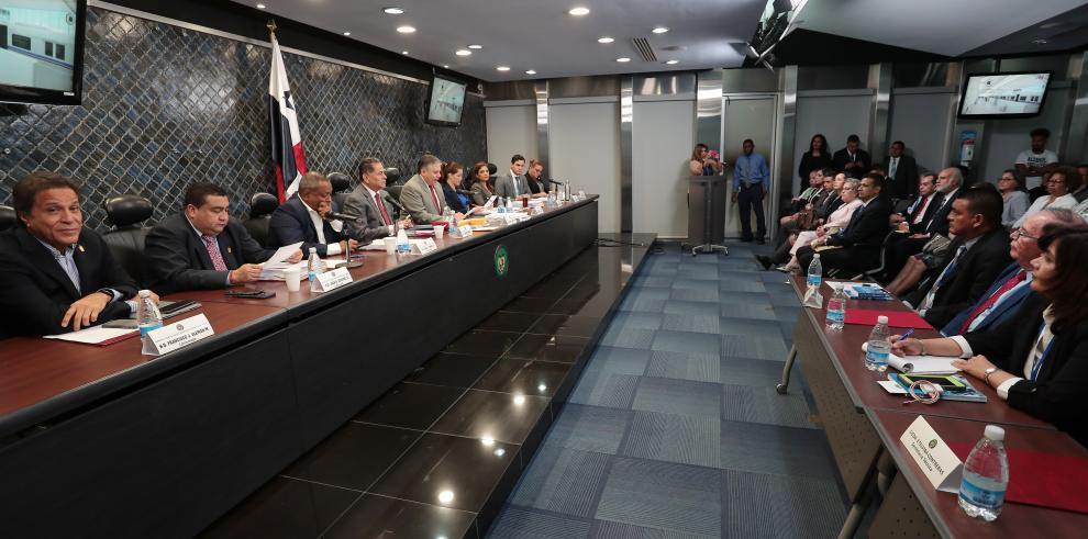 Comisión de Credenciales de la Asamblea Nacional