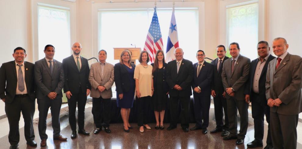 El Grupo de Amistad fortalece aún más las relaciones entre Panamá y Estados Unidos y la continua colaboración entre ambos países