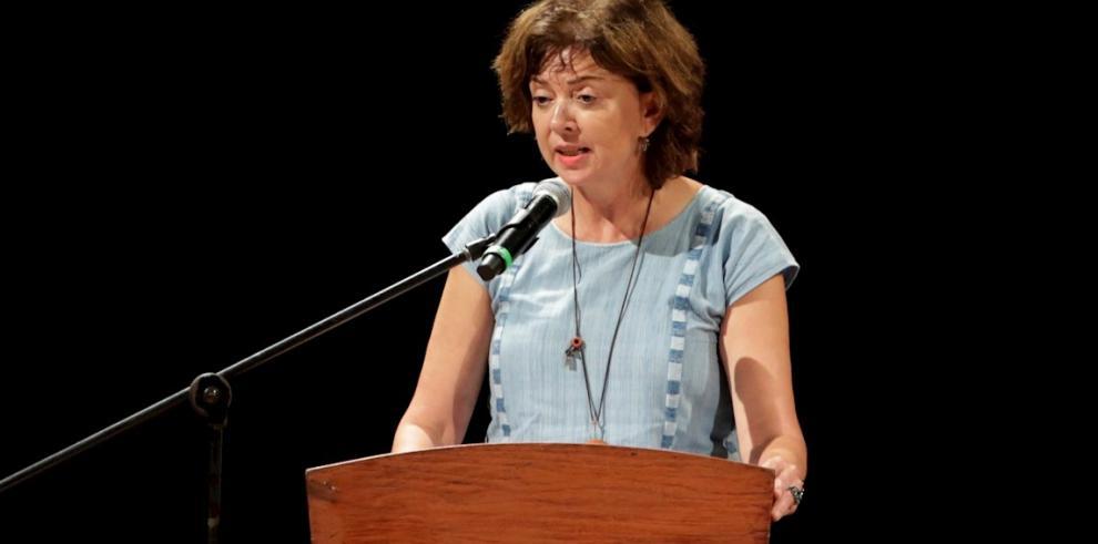 En la imagen, la representante de ONU Mujeres en Colombia, Ana Güezmes