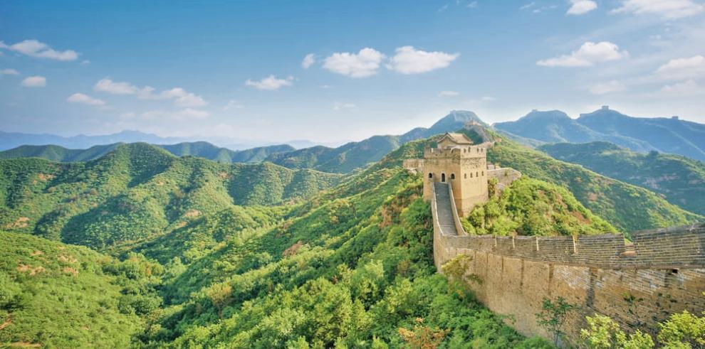 Desde el inicio del siglo, China ha reforestado por promedio 50 mil kilómetros cuadrados de cubierta forestal por año