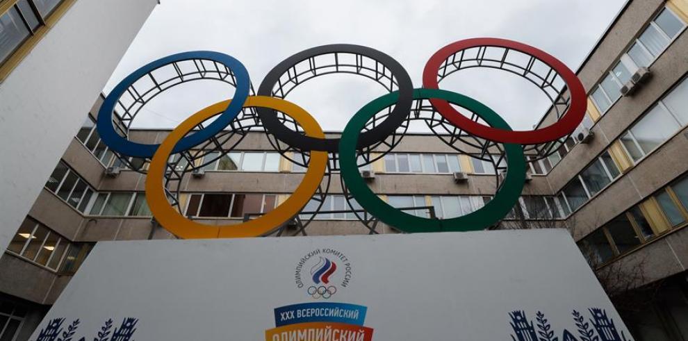 Atletismo rusia