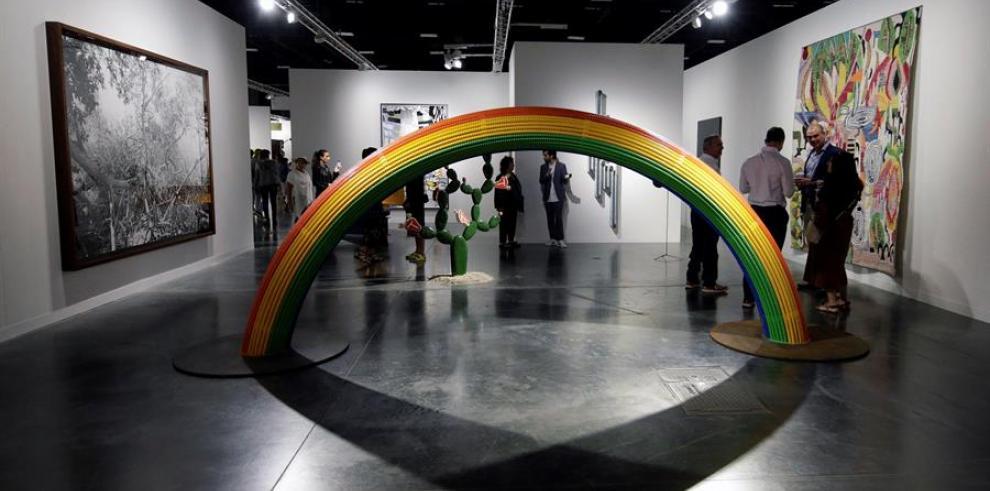 Feria Art Basel de Miami