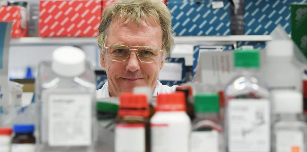 Peter Ratcliffe, Premio Nobel