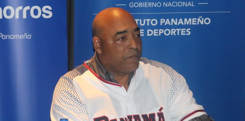 Luis Ortíz, director de la selección de béisbol de Panamá