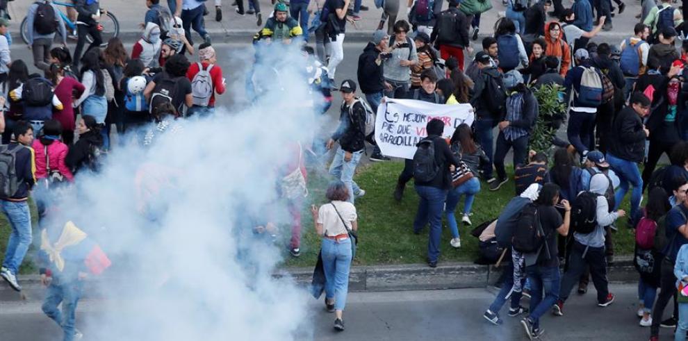 Protestas en Colombia 2019