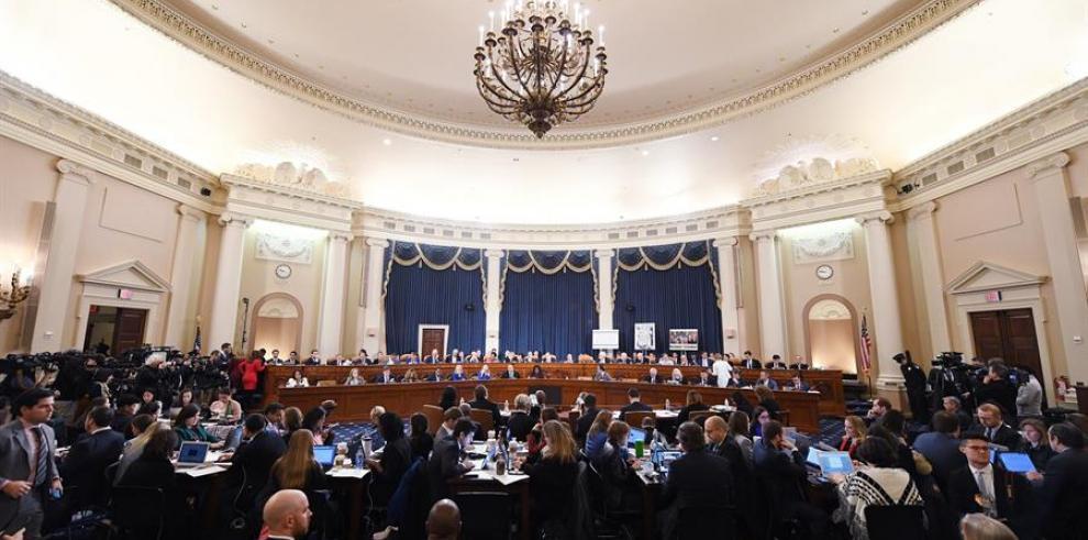 Miembros de la Cámara de Representantes de EEUU