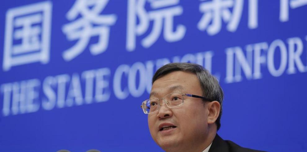 El viceministro de Comercio, Wang Shouwen.
