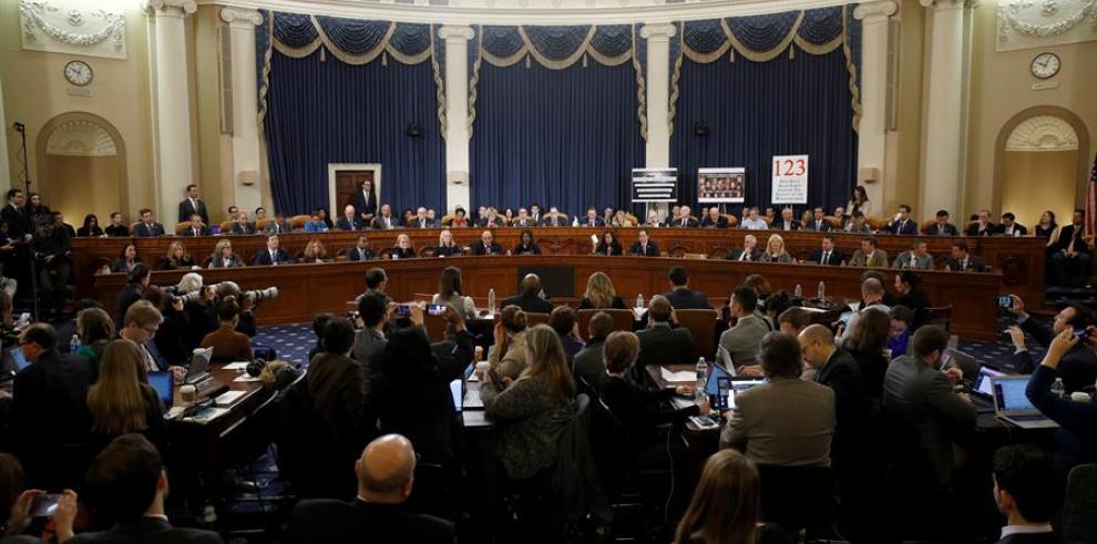 Comité Judicial del Congreso de los Estados Unidos
