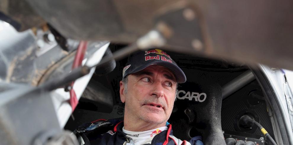 El español Carlos Sainz.
