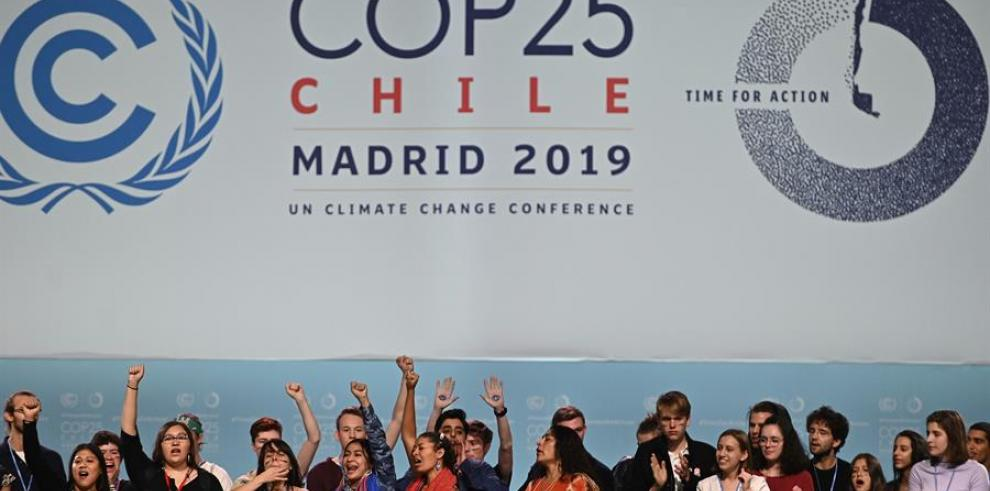 COP 25 cumbre del Clima