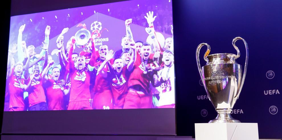 Enfrentamientos de los octavos de final de la Liga de Campeones