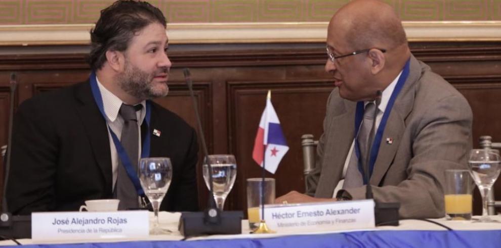 José Alejando Rojas y Héctor Alexander
