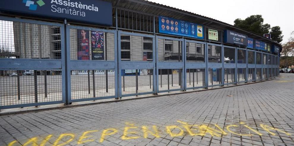 Estadio Nou Camp, Barcelona