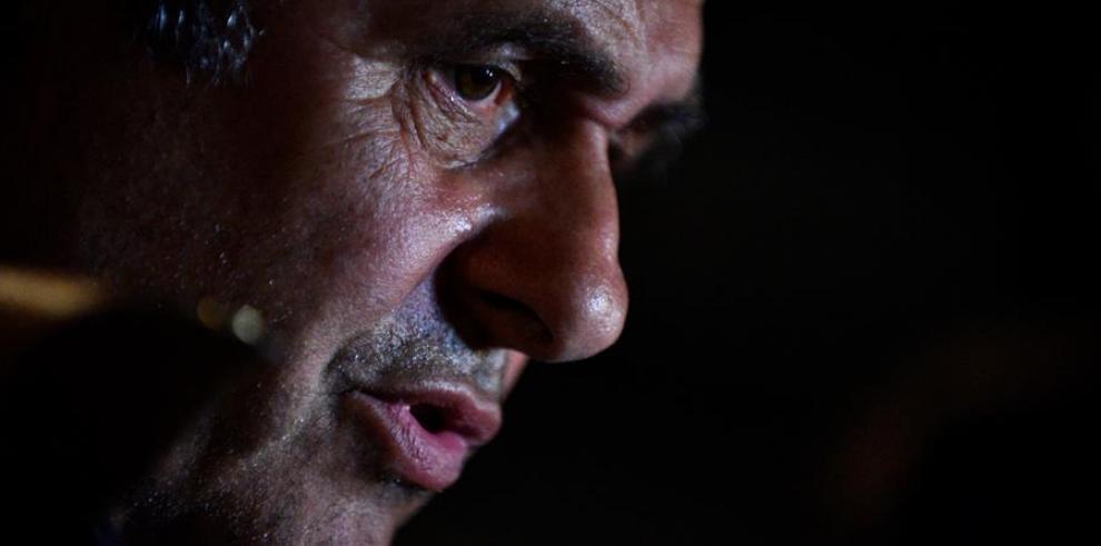 El expresidente de la UEFA Michel Platini.