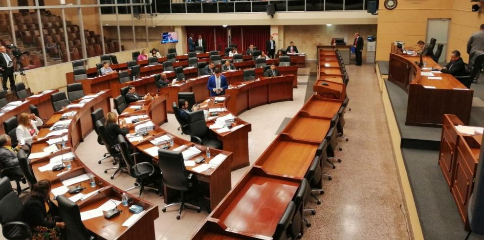 Asamblea Nacional Sesiones Extraordidnrias