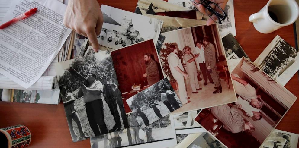 Fotografías previas a la invasión del 20 de diciembre de 1989